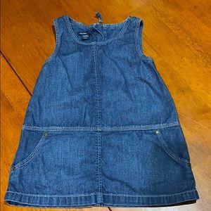 Baby Gap denim dress 18-24mo